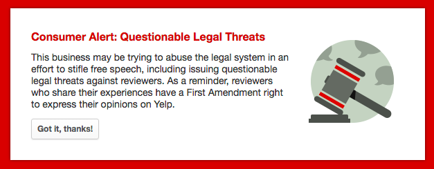 How to get legitimate reviews out of the Yelp filter