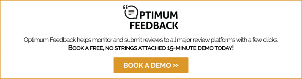 Optimum Feedback Free Demo